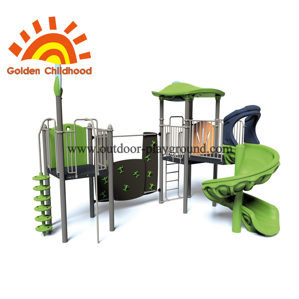 Outdoor Playground Equipment Turbo Tube For Children