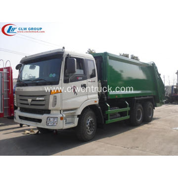 New FOTON AUMAN 18cbm Waste Management Garbage Truck
