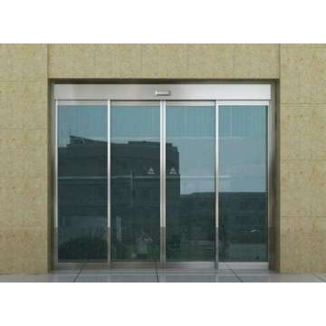 4 panel aluminum sliding glass doors