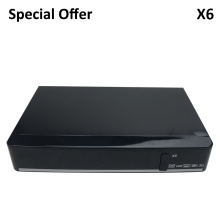 OPENBOX X6 3G Special Price Satellite TV Receiver DVB-S2 Support Network Card Sharing Decoder USB WIFI dongle STB