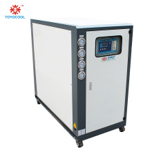 water cool industrial chiller water cooling