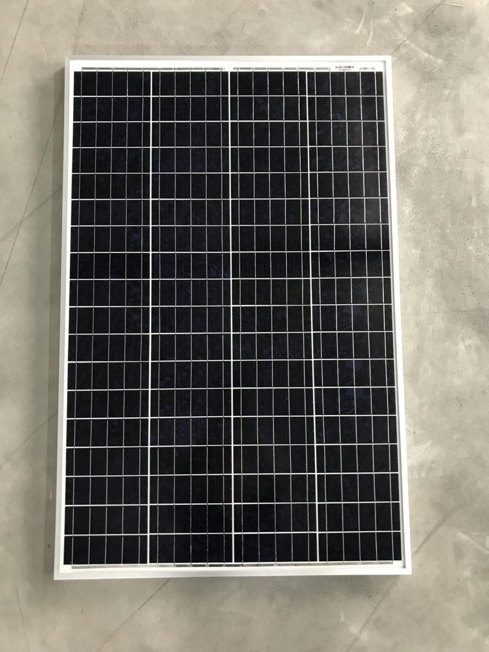 High Efficiency 80w Poly Solar Panel