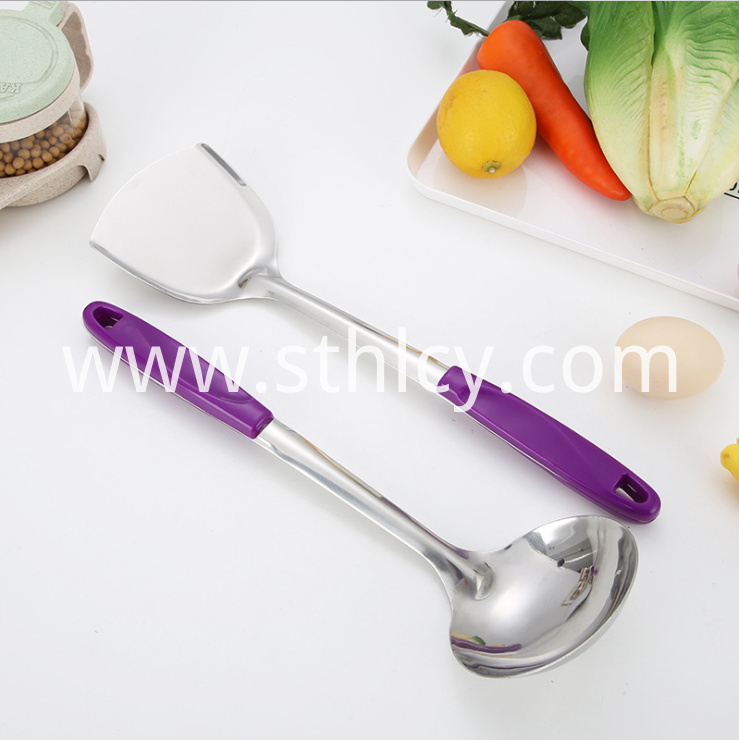 Stainless Steel Kitchen Tool Set2