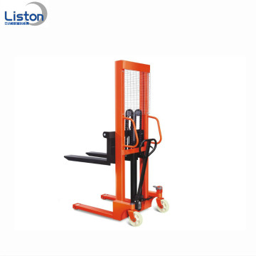 Cheap 3 Ton Manual Forklift Hydraulic Pallet Stacker