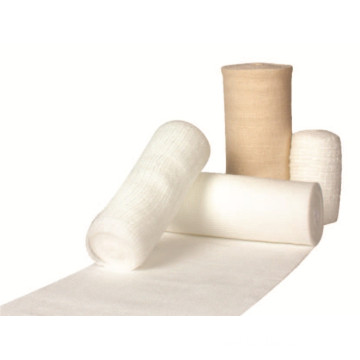 White Flexible Cohesive Bandage