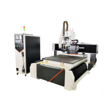 3D WOOD CARVING CNC ROUTER MACHINE