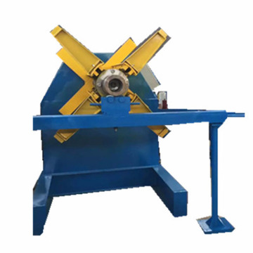 Automatic Hydraulic sheet metal decoiler Machine