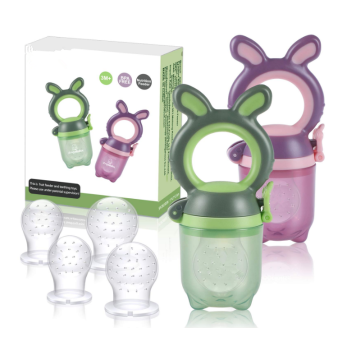 BPA Free Silicone Baby Fruit Feeder Pacifier