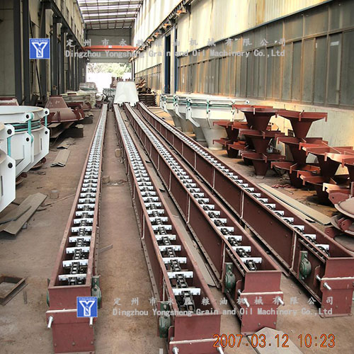 Scraper Conveyor oil mill
