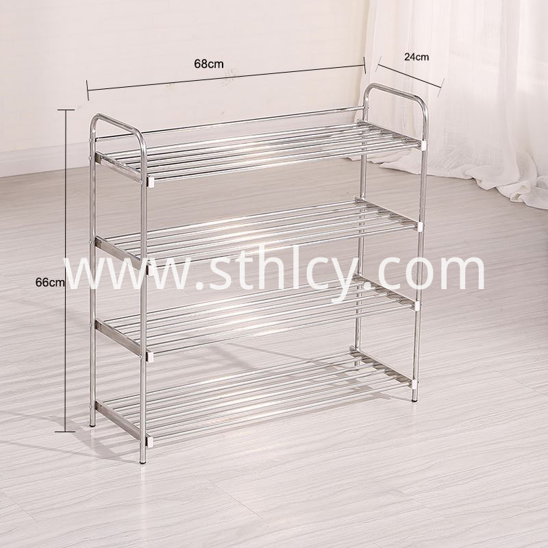 Chinese-supplier-metal-stainless-steel-Shoe-rack (2)
