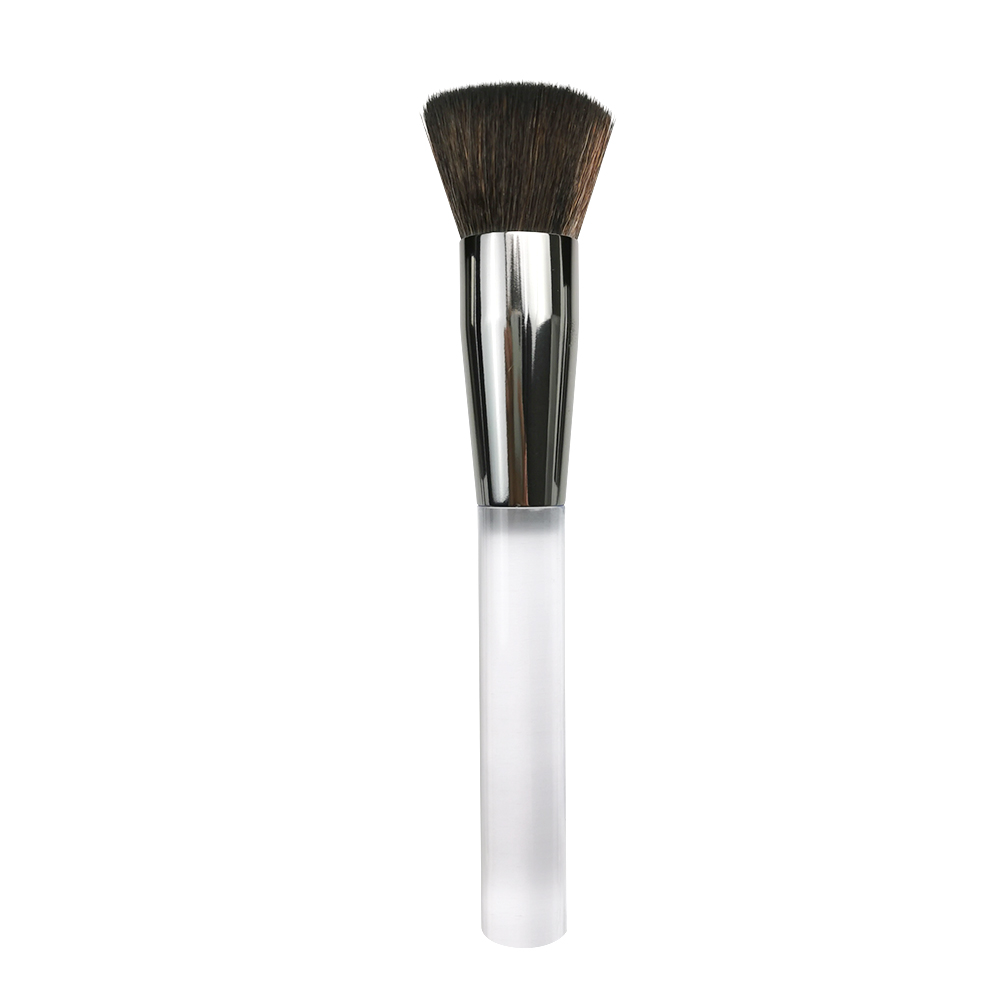 Clear Handle Brush For Makeup