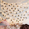Home Decor Photo Clips Led String Light