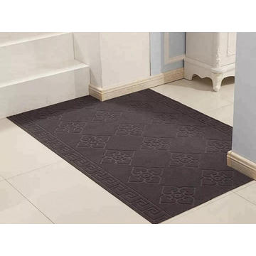 decorative polyester embossed floor in roll