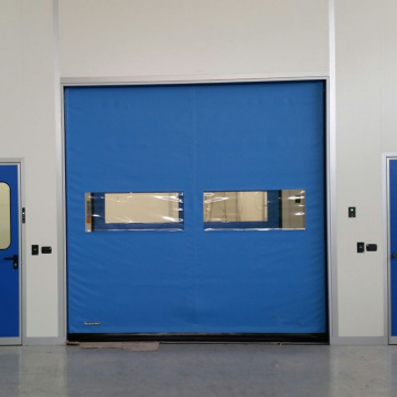 High Speed PVC Self Repair Door