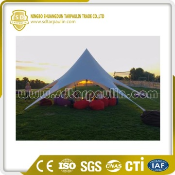 100% Polyester Tent Fabric PVC Coated Fabric