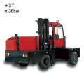 Side Load Forklift 3tons 36kw