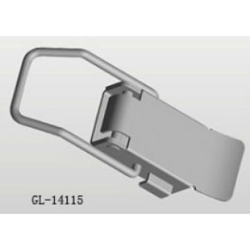 Zinc Plated Steel Buckle for Trailer Parts