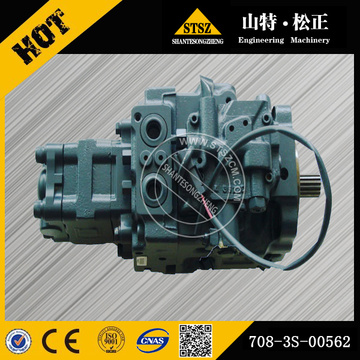 PC50MR-2 hydraulic pump assy 708-3S-00562
