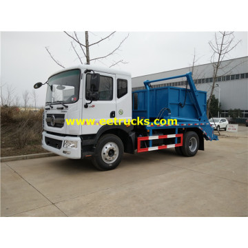 Dongfeng 5 Ton Swing Arm Refuse Trucks