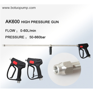 500bar ultrahigh pressure cleaning equipment