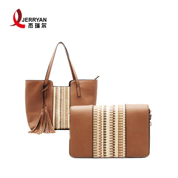 Fashion Ladies Bucket Bags Handbags with Compartments