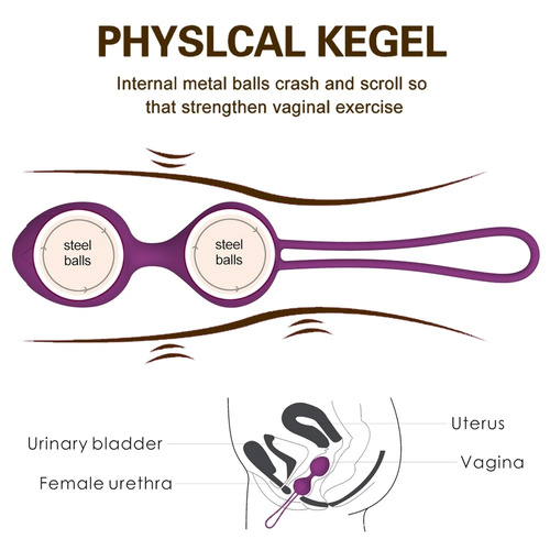 YAI-021 Kegel ball set