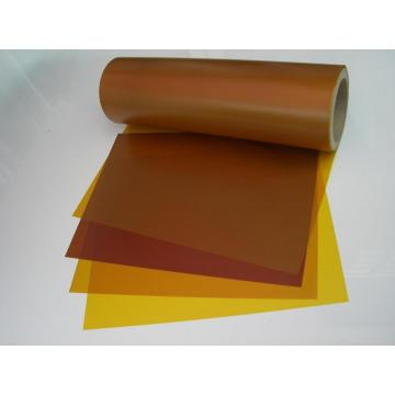 0.025mm High Temperature Resistance Golden Polyimide PI Film