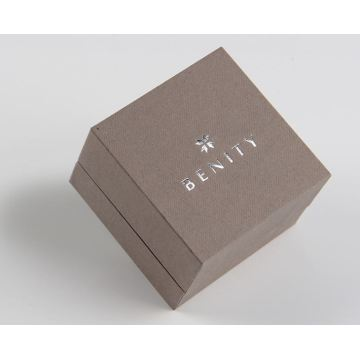 Male Ring's Packaging Box With Foam