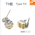 Type TH Stainless Steel Capillary Thermostat