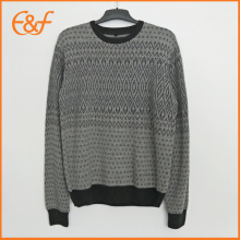 Guy Knitted Jacquard Sweaters Winter Sweater For Mens