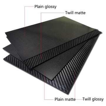 Full 3K Carbon fiber Plate sheet Board panel