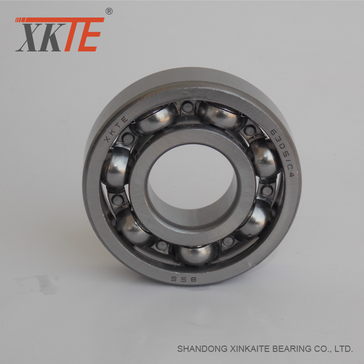 Conveyor Parts 6305 C3 bearing for conveyor idler