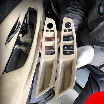 Window+Switch+Armrest+Panel+Kit+for+BMW+5
