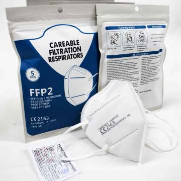 FFP2 coronavirus face 3d mask on line