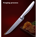 Stainless steel 3cr13 matte polish steak knife