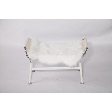 Pp225 flag halyard sheepskins stool
