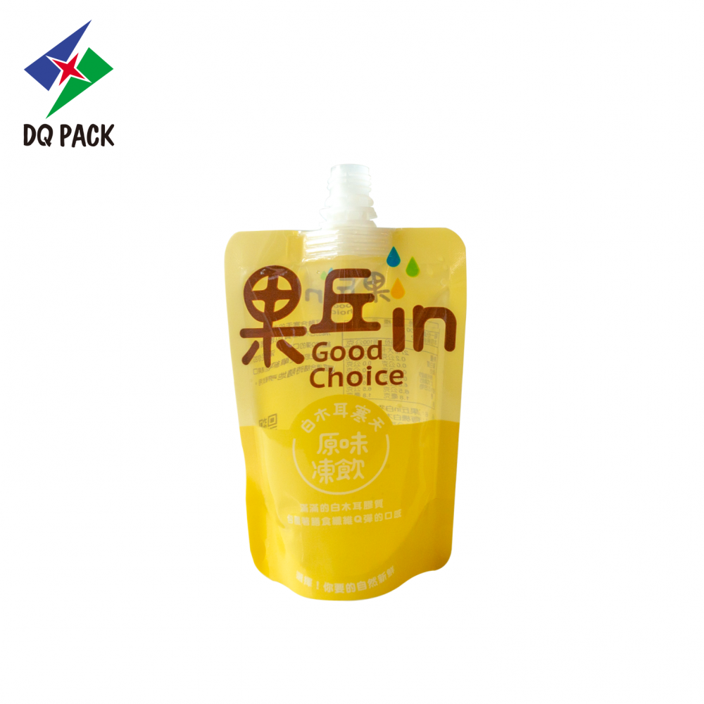 Food Packaging Bag For Beverage