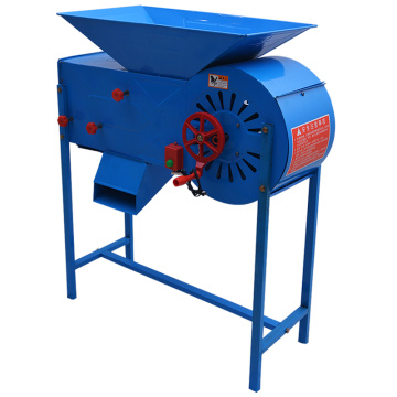 Small Grain thrower machine