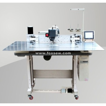 Programmable Template Pattern Sewing Machine