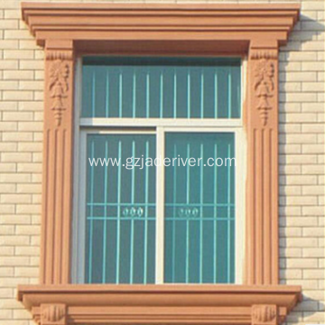 Artificial Decoration Custom Stone Window Frame Door Frame