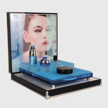 APEX Luxury Lityed Acrylic Makeup Display Stand