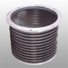 Pressure Screen Slot Sceen Basket