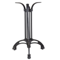black table legs cast iron garden furniture set