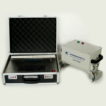 low price Portable pneumatic Scale dot pin marking  machine