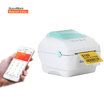 3 Inch bluetooth Mini Barcode Thermal Label printer