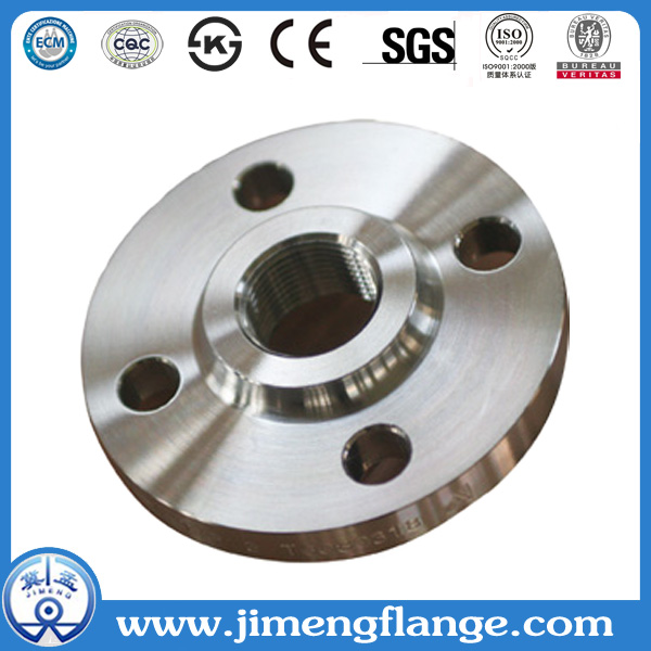 Carbon Steel Class 150 Slip-on Flange