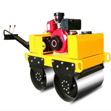 Best quality double drum asphalt road compactor 500kg