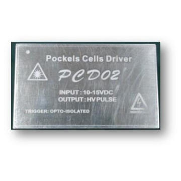 PCD02  POCKELS CELLS DRIVER