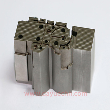 Custom Precision Grinding Pump Body Mold Gate Insert