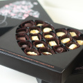 Double Door Transparent Chocolate Paper Box